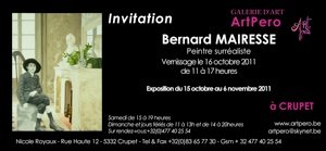 Invitation Mairesse